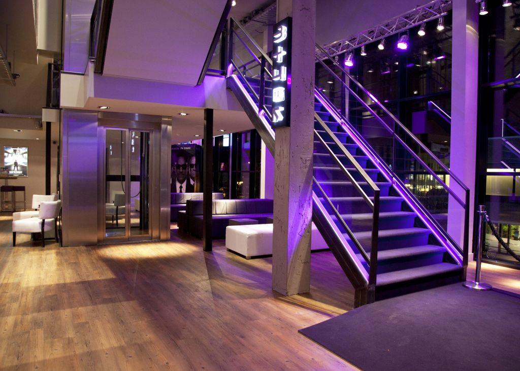 Foyer 1e verdieping Cinemeerse ByCK