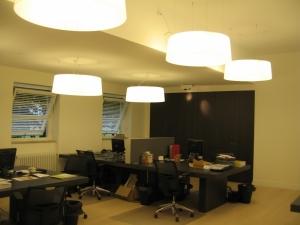 mooie kantoorverlichting ByCK